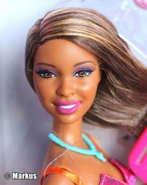 2013 Color Stylin Hair Barbie AA