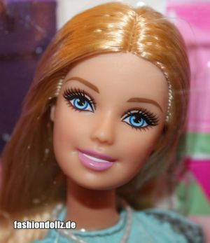 2013 Life in the Dreamhouse Stylin' Friends Barbie BDB40