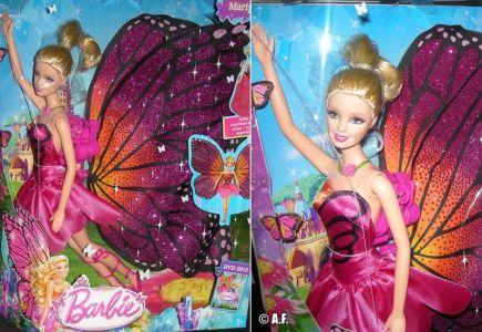 2013 Mariposa & The Fairy Princess -     Mariposa  Y6372