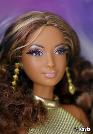 2013 The Barbie Look - Red Carpet BCP87