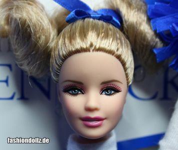 2013 University of Kentucky Barbie X9201