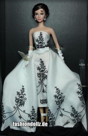 2013 Audrey Hepburn as Sabrina Doll 1