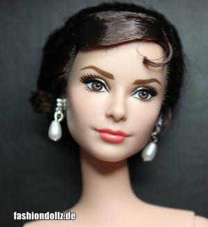 2013 Audrey Hepburn as Sabrina