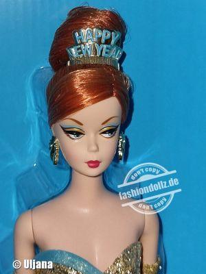2013 Happy New Year Barbie X8282