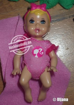 2013 I can be... Baby Doctor Barbie  X9075