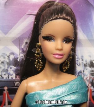 2013 The Barbie Look - Red Carpet BCP88