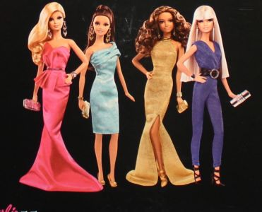 2013 The Barbie Look - Red Carpet Collection