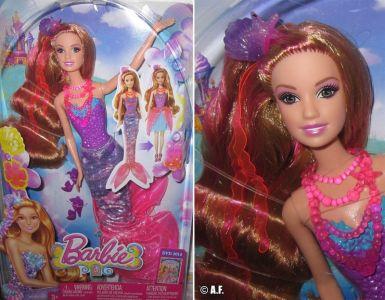 2014 Barbie and The Secret Door -  Romy BLP34