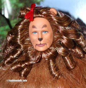 2014  The Wizard of Oz- Cowardly Lion #BJJV25