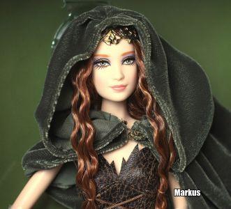 2014 Faraway Forest - Elf Barbie BCR05