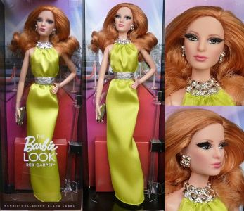 The Barbie Look - Red Carpet BDH26 mit Louboutin Face