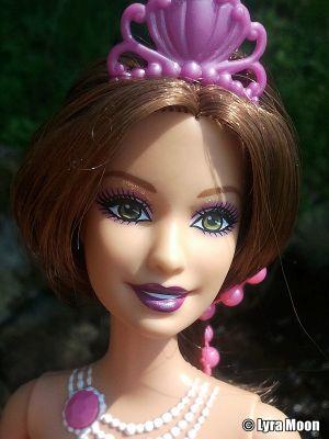 2014 Barbie in The Pearl Princess -    Mermaid, purple #BDB48
