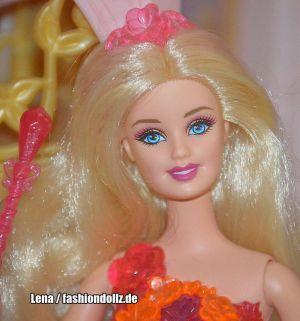 2014 Barbie and The Secret Door -    Princess Alexa CCF84 (BLP23)
