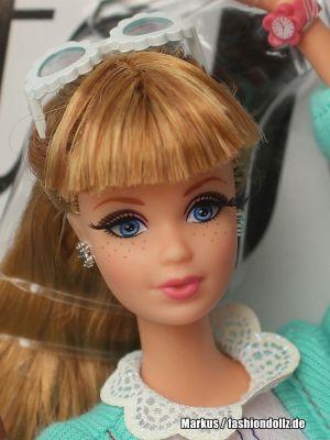 2014 Barbie Style Glam Luxe Wave 2 Midge CBD30