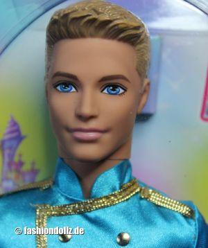 2014 Barbie and The Secret Door -   Prince Keiran #BLP31