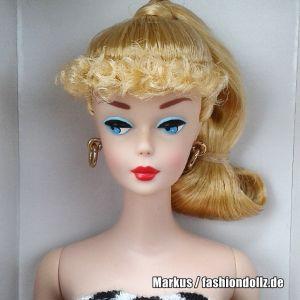 2014 Black & White Bathing Suit Barbie CFG04