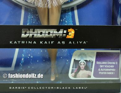2014 Dhoom3 Barbie, Katrina Kaif as Aliya #X8267