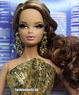 2014 The Barbie Look - City Shine CFP36