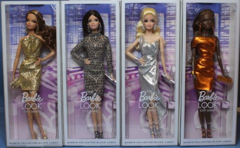 2014 The Barbie Look - City Shine Collection