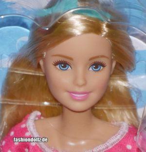2015 Splish Splash Pup / Hundebad Barbie DGY83