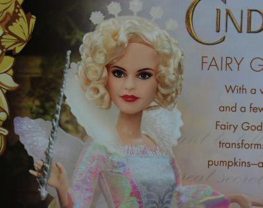 2015 Cinderella - Fairy Godmother #03