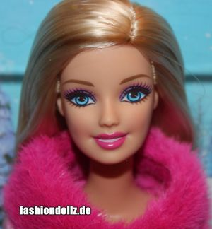 2015 Life in the Dreamhouse - Snow Fun Barbie BJN57