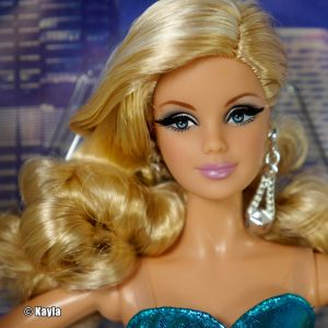 2015 The Barbie Look - City Shine CJF49