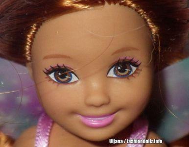2015 Barbie in the  Nutcracker Fairy Chelsea, redhead CBP76