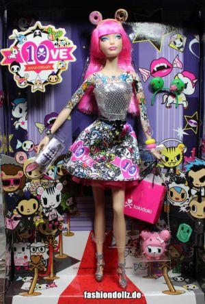2015 tokidoki Barbie pink, BlackLabel (03)