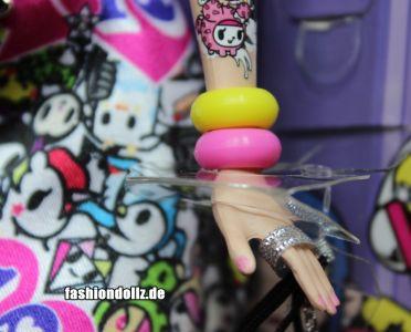 2015 tokidoki Barbie pink, BlackLabel (19)