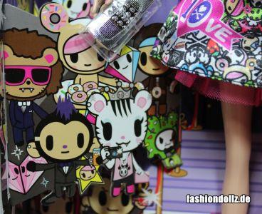 2015 tokidoki Barbie pink, BlackLabel (20)