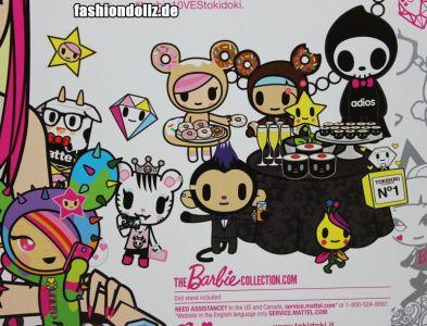 2015 tokidoki Barbie pink, BlackLabel (26)