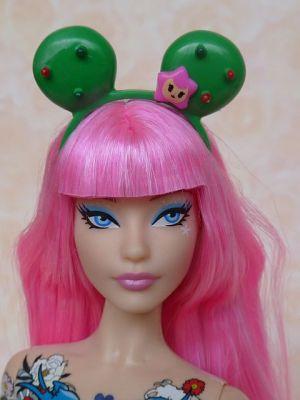 2015 tokidoki Barbie pink, BlackLabel (33)