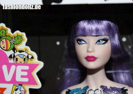 2015 tokidoki Barbie purble, Platinum Label (02)