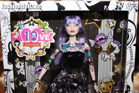 2015 tokidoki Barbie purble, Platinum Label (03)