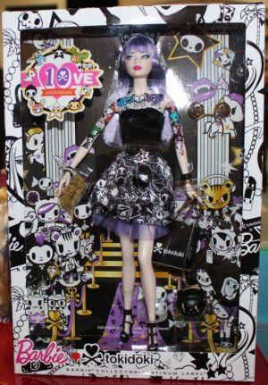 2015 tokidoki Barbie purble, Platinum Label (04)