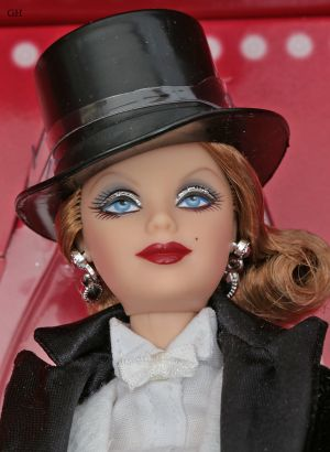 2015 Spotlight on Broadway Barbie - Convention Doll CHN05