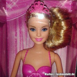 2015 Fairytale Ballerina Barbie, pink CFF43