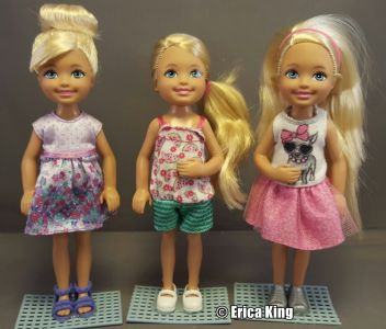2015 Barbie & Her Sisters in The Great Puppy Adventure - Chelsea