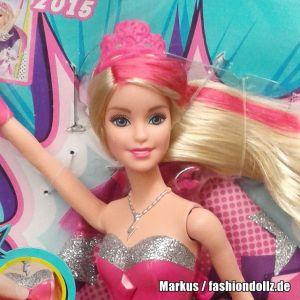 2015 Barbie in Princess Power -        Kara  #CDY61