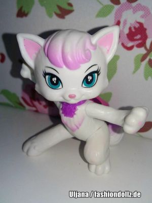 2015 Barbie in Princess Power - Magical Cat CLL44