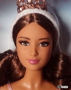 2016 Ballet Wishes Barbie, Hispanic DKM20