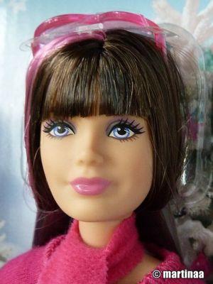 2016 Barbie Sisters' Winter Fun Skipper CMY43