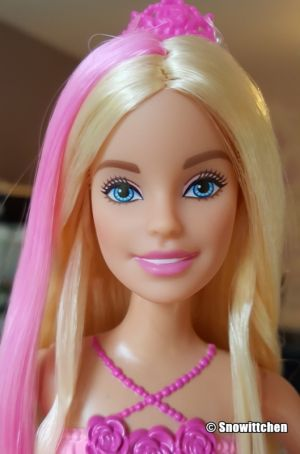 2016 Endless Hair Kingdom Princess Barbie DKB60 / DJR59 (Unicorn Set)
