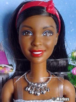 2016 Holiday Wishes Barbie AA DNJ48