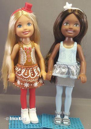 2016 Christmas Chelsie & Tamika DMN90, DMN91