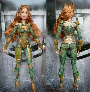2017 Amber Heard as Mera, Justice League