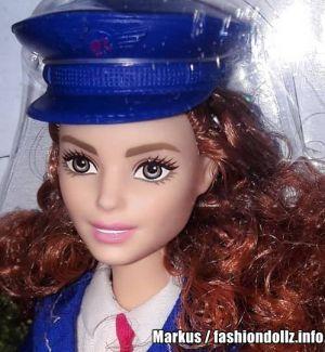 2017 Barbie Careers Set - Pilot Barbie FJP88