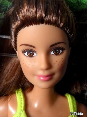 2017 Barbie Careers - Tennis Coach & Student DVG15