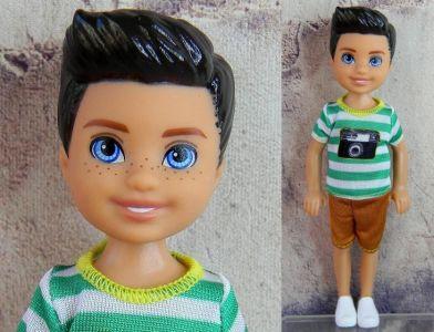 2017 Club Chelsea - Boy brunette DYT90